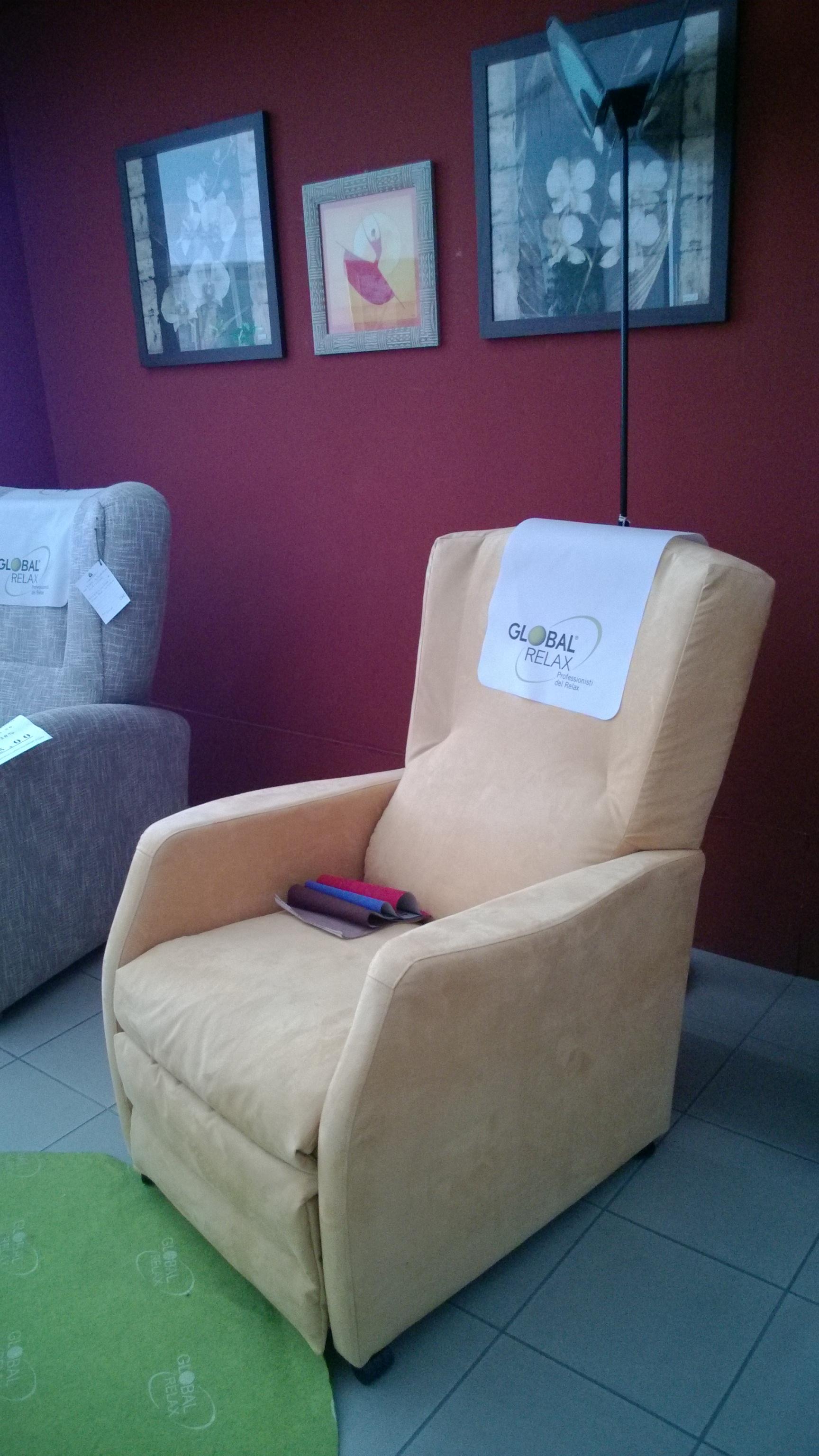 Poltrona Global Relax Modello Vivere Prezzo – Idee immagine mobili